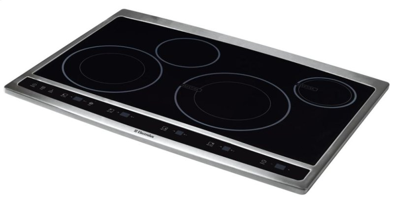 30 Induction Hybrid Cooktop