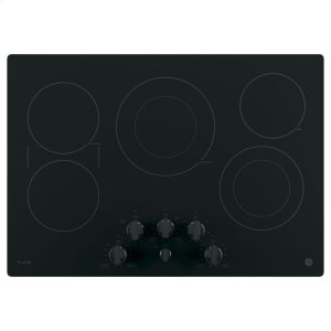 "GE Profile30"" Built-In Knob Control Electric Cooktop"