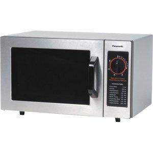 Panasonic1000 Watt Commercial Microwave Oven NE-1022F