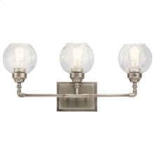 Niles Collection Niles 3 Light Bath Light AP