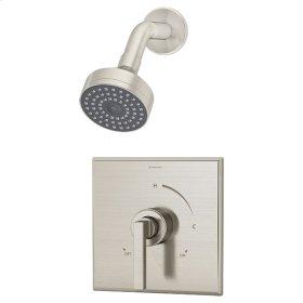 Symmons Duro® Shower System - Satin Nickel
