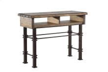 Sofa Table, Available in Rustic Finish Only.