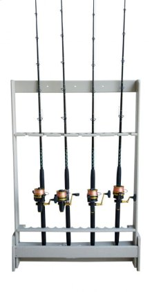 Hydra Shade Polyresin Fishing Rod Holder