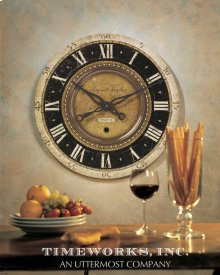 Auguste Verdier Wall Clock
