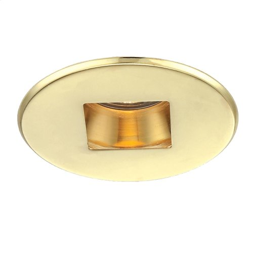 TRIM,3 1/4IN ROUND REGRESS - Gold