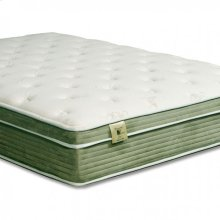 Harmony II Euro Pillow Top Foam Encased Mattress