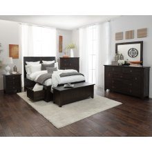 Kona Grove Queen Storage Bed- Headboard Only
