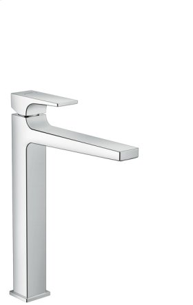 Chrome Single-Hole Faucet 260 with Lever Handle, 1.2 GPM