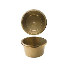 Bar Sink - SK215 Silicon Bronze Brushed