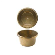 Bar Sink - SK215 Silicon Bronze Brushed