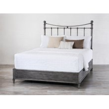 Quati Surround Iron Bed
