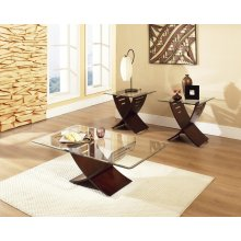 Cafe 3 Pack Occasional Table Set