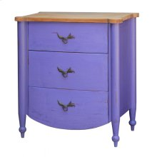 Chelsea Three Drawer Chest
