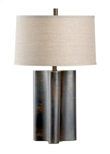 Savoy Lamp - Scorched Bronze