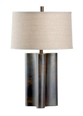 Savoy Lamp - Scorched Bronze