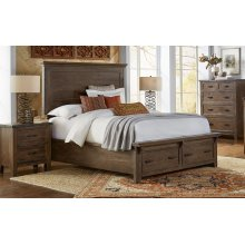 MARQUEZ Queen Storage Bed