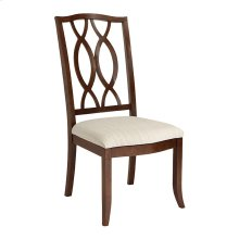 Classic Chic Figure 8 Side Chair