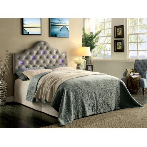 Cm7404gyhbek In By Furniture Of America In Orange Ca King Size