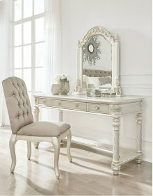 B750-22/25  Vanity/Mirror - Cassimore Pearl