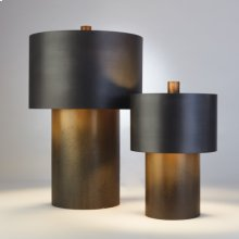 Tortoise Drum Lamp-Sm