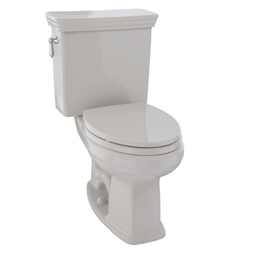 Eco Promenade® Two-Piece Toilet, 1.28 GPF, Elongated Bowl - Sedona Beige