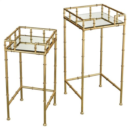 King Priam Accent Tables