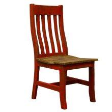 Red Santa Rita Chair