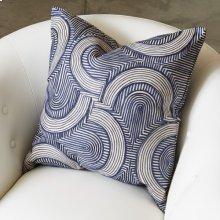 Arches Pillow-Blue