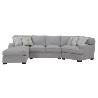 Analiese Sectional Left Facing