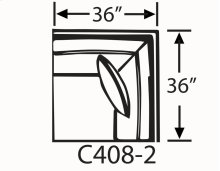Sectional Component-Corner Chair