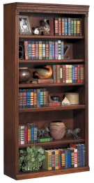 """72"""" Open Bookcase Product Image"""