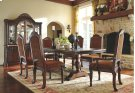 North Shore - Dark Brown 8 Piece Dining Room Set Product Image