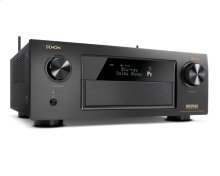 9.2 Channel Full 4K Ultra HD AV Receiver with built-in HEOS wireless technology, Dolby Atmos, DTS:X, HDCP2.2/HDR, MultEQ XT32 HDMI IN/Out, AL24 Plus. Coming soon - control with Alexa voice commands.