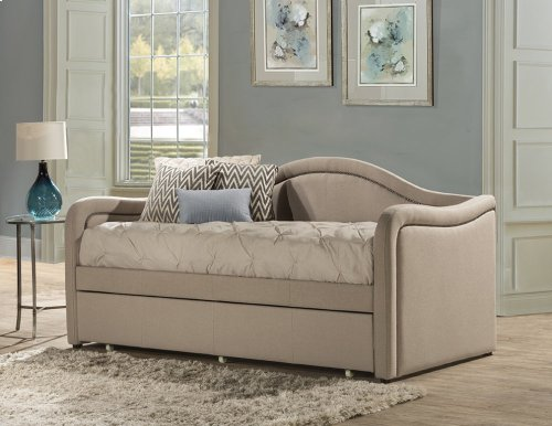 Melbourne Daybed With Trundle