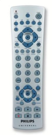Philips Remote Control US2-PDVD6 Universal Digital Product Image