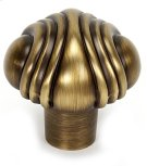 Venetian Knob A1501 - Antique English Matte Product Image
