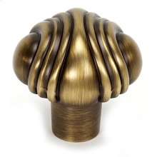 Venetian Knob A1501 - Antique English Matte
