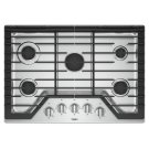 30-inch Gas Cooktop with EZ-2-Lift Hinged Cast-Iron Grates Product Image