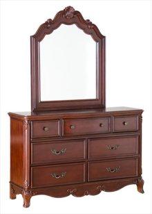 Dresser, Mahogany, Small