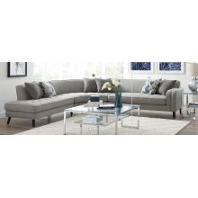 Pearshall Grey Sectional