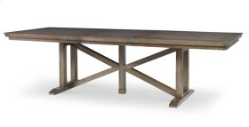 Gallery Trestle Dining Table