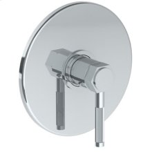 """Wall Mounted Thermostatic Shower Trim, 7 1/2"""""""