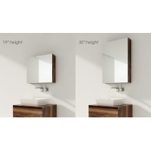 Mirrors Surface Mount The M Collection