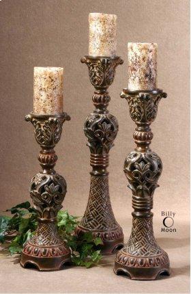 Rosina, Candlesticks, S/3