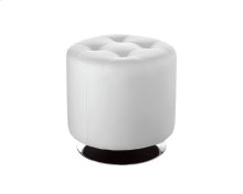 Domani Swivel Ottoman Small - Snow