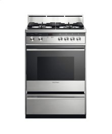 Freestanding Gas Range, 24""