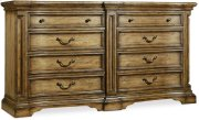 Auberose Eight-Drawer Dresser Product Image