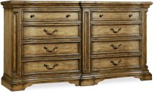 Auberose Eight-Drawer Dresser