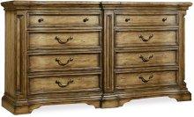 Auberose Eight-Drawer Dresser