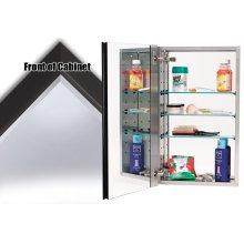 Mirror Cabinet - Bronze